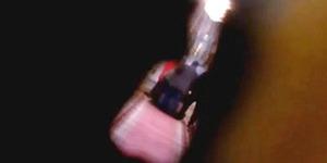 Video Penampakan Iblis Lucifer dari Tubuh Wanita yang Kerasukan