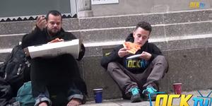 Video: Pengemis Terbukti Lebih Sering Berbagi