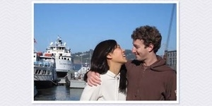 Video Romantis Facebook Say Thanks Mark Zuckerberg untuk Istri