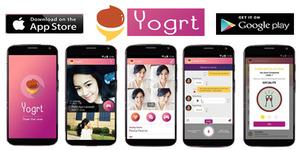Yogrt, Aplikasi Chatting 'All In One' Buatan Indonesia