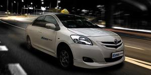 2 Armada Express Taxi Dikuasai Perampok Hebohkan Sosial Media