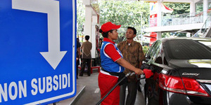 2015, Mobil Pribadi Dilarang Gunakan BBM Bersubsidi