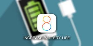5 Tips Menghemat Baterai di iOS 8