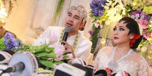 Acara Ngunduh Mantu Raffi Ahmad-Nagita Slavina di Bandung Batal