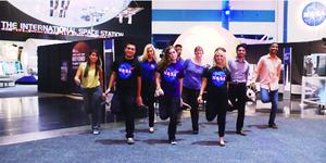 'All About That Space', Video Parodi Siswa Magang NASA