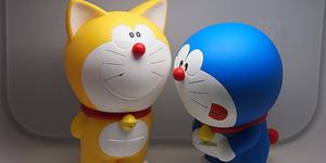 Awalnya Doraemon Berwarna Kuning dan Punya Telinga
