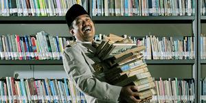 Ahok Mantap Pilih Djarot Syaiful Hidayat sebagai Wagub