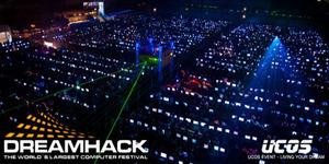 Dreamhack Gelar LAN Party Dihadiri 22 Ribu Gamer!