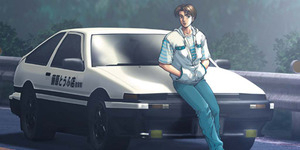 Film Anime New Initial D the Movie Legend 1: Awakening Tayang di Indonesia