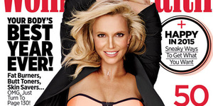 Foto Seksi Britney Spears di Majalah Women's Health Hasil Editan?