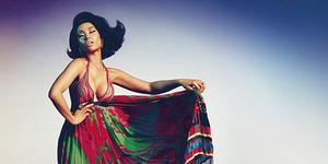 Nicki Minaj Jadi Model Seksi Roberto Cavalli