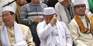 Gubernur Tandingan Fakhrurozi Ishaq Nunggak Iuran Warga 6 Bulan
