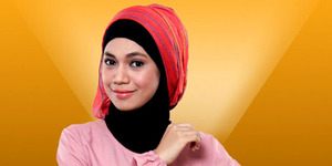 Indah Nevertari Juara Rising Star Indonesia 2014