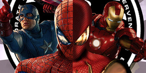 Iron Man & Spider-Man Beraksi di Captain America: Civil War