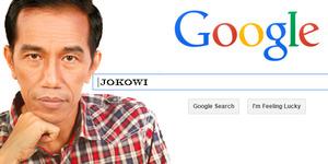 Jokowi Paling Dicari Di Google 2014