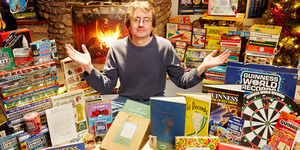 Martyn Tovey, Kolektor Buku Guinness World Records Terbanyak Sedunia