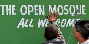 Masjid di Afrika Selatan Gelar Jamuan Perayaan Natal