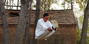 Master Kung Fu Tiongkok Li Liangbin Hobi Gantung Diri