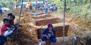 Misteri Kuburan Massal Korban Longsor Banjarnegara Bau Wangi