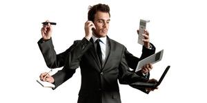 Multitasking Bikin Susah Fokus Kerja