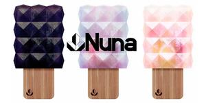 Nuna, Es Loli Berbentuk Balok Tetris