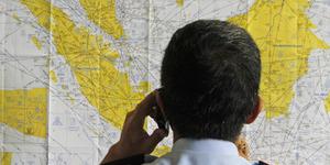 Pencarian AirAsia QZ 8501 Libatkan Tim Gabungan TNI, Malaysia dan Singapura