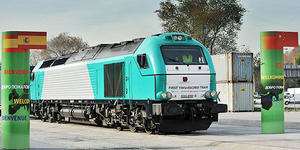 Rekor! Kereta Yiwu Rute China-Spanyol Lintasi 8 Negara, Jarak 13.000 Km