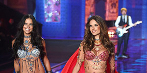 Model Seksi Victoria's Secret Fashion Show 2014