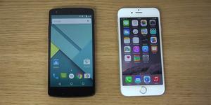 Tampilan UI Android Lollipop Lebih Baik dari iOS 8