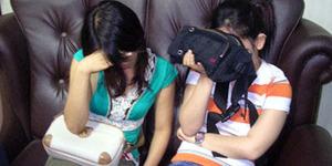 Terlilit Hutang, 2 Gadis ABG Nekat Jadi Maling