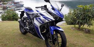Tukang Sayur Nabung 6 Tahun Beli Motor Yamaha YZF R25 Buat Jualan