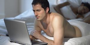 Video Porno Merusak Kehidupan Seks Pria