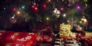 Video Ucapan Selamat Natal SpongeBob di Sponge Out Of Water