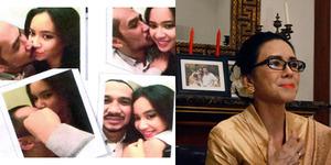 8 Skandal Artis Indonesia dengan Pejabat