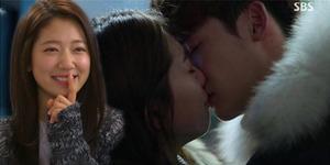 Adegan Ciuman Kesukaan Park Shin Hye di Pinocchio