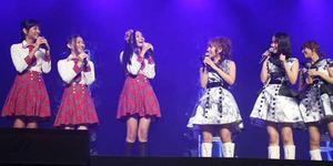 AKB48 & JKT48 Konser di Jakarta 20 Februari 2015