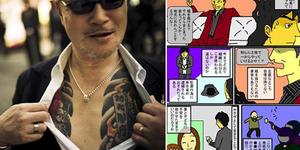 Cara Unik Polisi Jepang Berantas Yakuza dengan Komik