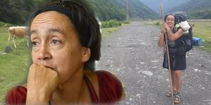 Devi Asmadiredja, Wanita Indonesia Terdampar di Chechnya Sebab Diusir Suami