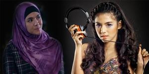 DJ Una Berhijab & Jadi Pacar Cella Kotak di Film Rock N Love