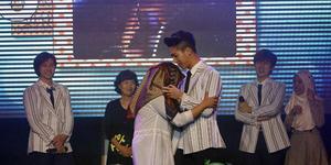 Usai Dicium, Fans B1A4 di Malaysia Terancam Dipenjara