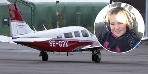 Gadis Usia 7 Tahun Selamat dari Insiden Pesawat Jatuh di Amerika