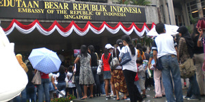 Gaji Minimal TKI di Singapura Rp 5 Juta per Bulan, Jika Kurang Bisa Protes