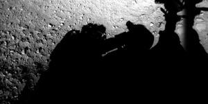 Hacker Sebar Foto Bukti 'Alien' di Mars yang Dirahasiakan NASA