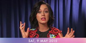 Harga Tiket Konser Katy Perry di Jakarta