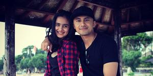 Hengky Kurniawan-Sonya Fatmala Menikah Oktober 2015