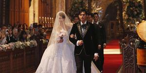 Jay Chou-Hannah Quinlivan Menikah di Kastil Inggris
