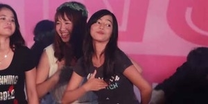 JKT48 Nyanyi Dangdut Sakitnya Tuh Disini di HUT Indosiar ke-20?