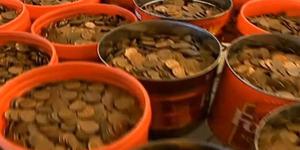 Kakek Nabung 65 Tahun, Setor Rp 10 Juta Recehan di Bank