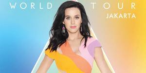 Katy Perry Konser di Jakarta 9 Mei 2015