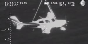 Video Pendaratan Darurat Pesawat di Laut, Sebab Kehabisan Bahan Bakar